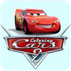 Cars 2 Färbung Spiel