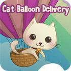 Cat Balloon Delivery Spiel