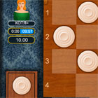 Checkers Spiel