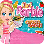 Chef Barbie. Chicken Ramen Spiel