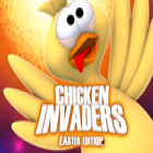 Chicken Invaders 3: Revenge of the Yolk Easter Edition Spiel