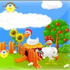 Chicken's Flying School Spiel