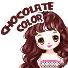 Chocolate Color Spiel