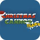 Christmas Cannon Spiel