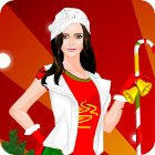 Christmas Gateway Dress Up Spiel
