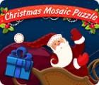 Christmas Mosaic Puzzle Spiel
