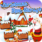 Christmas Sledge Garage Spiel