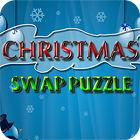 Christmas Swap Puzzle Spiel