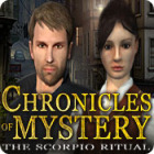 Chronicles of Mystery: The Scorpio Ritual Spiel