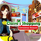Claire's Christmas Shopping Spiel