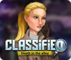 Classified: Death in the Alley Spiel