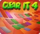 ClearIt 4 Spiel