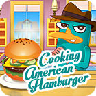Cooking American Hamburger Spiel