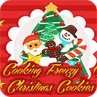 Cooking Frenzy. Christmas Cookies Spiel