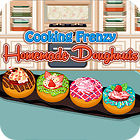 Cooking Frenzy: Homemade Donuts Spiel