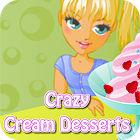 Crazy Cream Desserts Spiel
