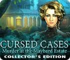 Cursed Cases: Mord im Maybard Anwesen Sammleredition Spiel