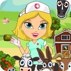 Cute Farm Hospital Spiel