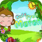Cute Fruit Match Spiel