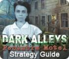 Dark Alleys: Penumbra Motel Strategy Guide Spiel