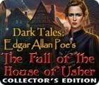 Dark Tales: Der Untergang des Hauses Usher von Edgar Allan Poe Sammleredition Spiel