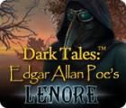 Dark Tales: Edgar Allan Poe's Lenore Spiel
