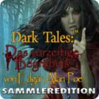 Dark Tales: Das vorzeitige Begräbnis von Edgar Allan Poe Sammleredition Spiel