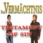 Das Vermächtnis: Testament of Sin Spiel