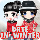 Date In Winter Spiel