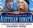 Death Upon an Austrian Sonata: A Dana Knightstone Novel: Strategy Guide Spiel