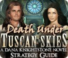 Death Under Tuscan Skies: A Dana Knightstone Novel Strategy Guide Spiel