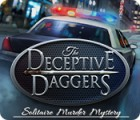 The Deceptive Daggers: Solitaire Murder Mystery Spiel