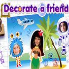Decorate A Friend Spiel