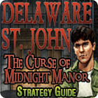 Delaware St. John: The Curse of Midnight Manor Strategy Guide Spiel