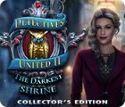 Detectives United II: The Darkest Shrine Collector's Edition Spiel
