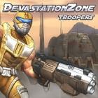 Devastation Zone Troopers Spiel