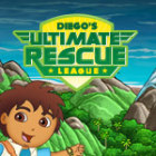 Go Diego Go Ultimate Rescue League Spiel