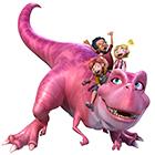 Der Dino Planet - Kampf der Giganten Gedächtnisspiel Spiel