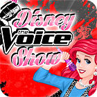 Disney The Voice Show Spiel