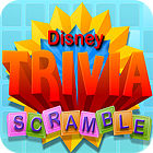 Disney Trivia Scramble Spiel