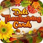 Doli Thanksgiving Cards Spiel