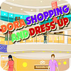 Dora - Shopping And Dress Up Spiel