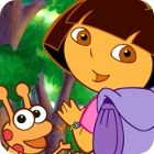 Dora the Explorer: Online Coloring Page Spiel