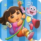 Dora the Explorer: Find the Alphabets Spiel