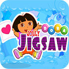 Dora the Explorer: Jolly Jigsaw Spiel