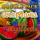 Double Pack Gourmania and Magic Encyclopedia Spiel