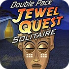 Double Pack Jewel Quest Solitaire Spiel