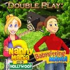 Pack Nanny Mania 2 und Babysitting Mania Spiel
