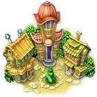Dream Farm. Home Town Spiel