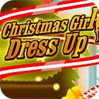 Dress-Up Christmas Girl Spiel